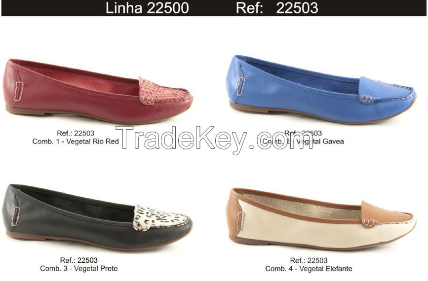 Ladies Flat Casual Shoes