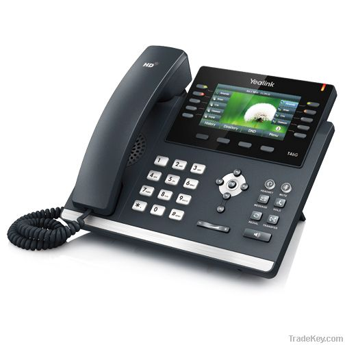 Yealink Ultra-elegant Gigabit IP Phone