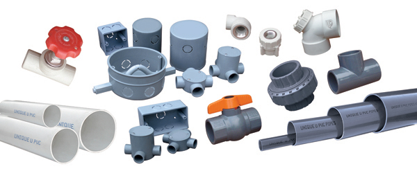Buy Pakistani UPVC, PPRC Pipes And Fittings online from Good