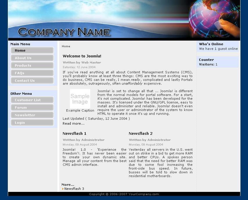 250-CMS Web Development