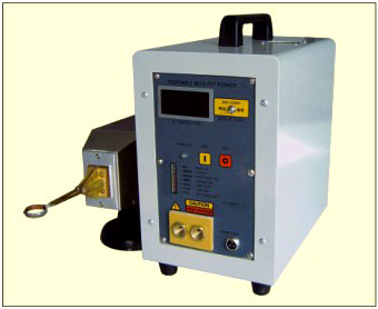 ultra high frequipment induction heating machine