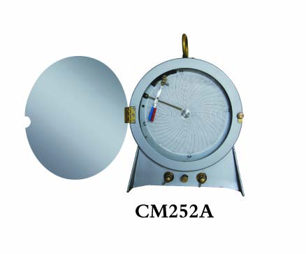 Portable Pressure Chart Recorder