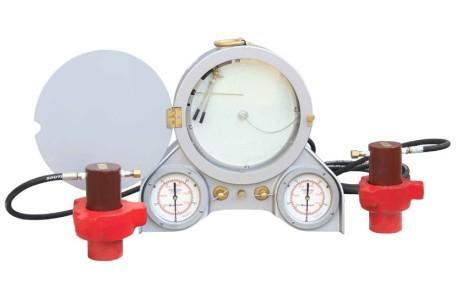 Pressure Chart Recorder