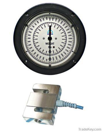 Electronic Wireline Weight Indicator