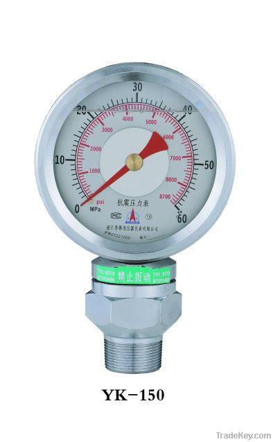 Mud Pump Standpipe Pressure Gauges