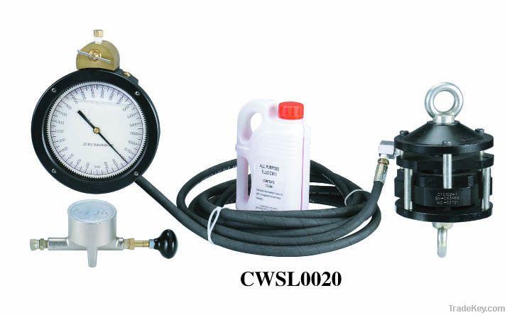 Wireline Weight Indicator System