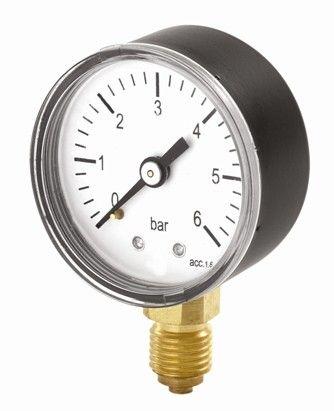 Standard Dry Pressure Gauges