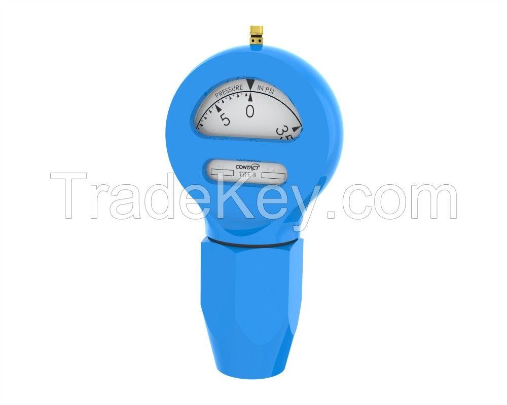 Type D Standpipe Pressure Gauges