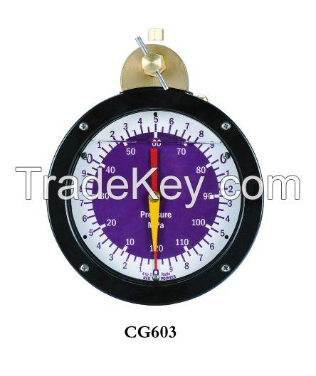 4:1 Debooster Pressure Gauges