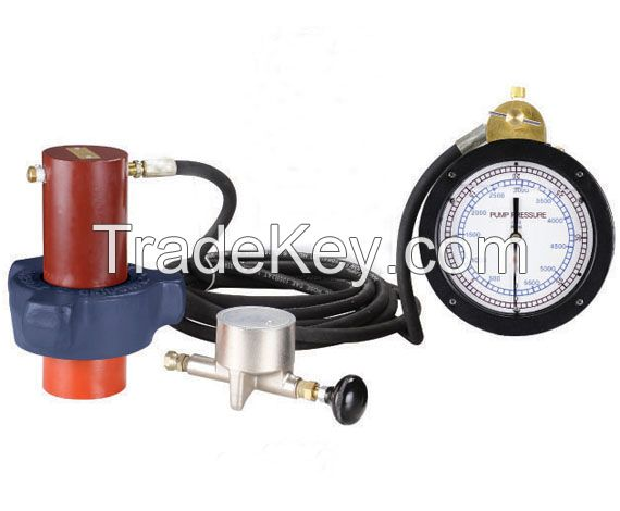 Single Pointer Mud Pressure Gauge System