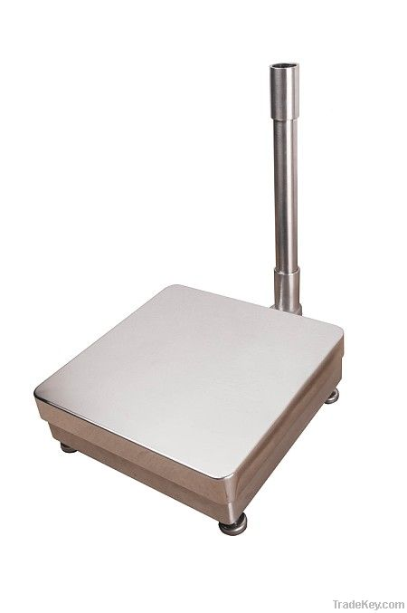 stainless steel weighing scale