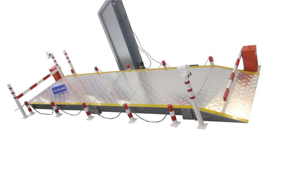 Electronic Weigh Bridge