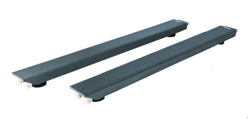 Portable weigh beams