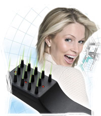 Hairbeam Laser Comb For hair loss, thinning hair and baldness