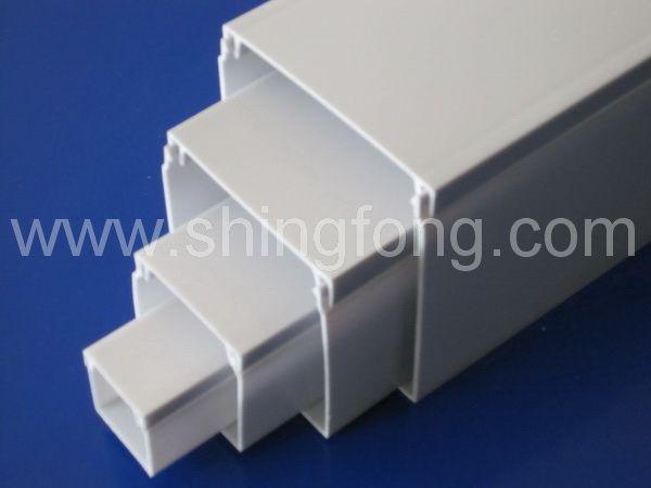 PVC square trunking
