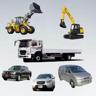 Used Cars/Heave Equipments