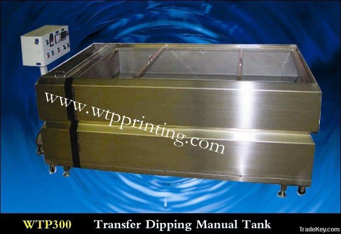 Water Transfer Printing Machine Dipping Tank