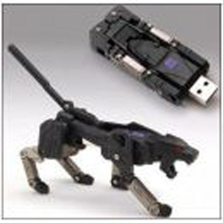 Robot USB Flash Drives