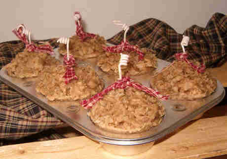 Bakery Style Muffin Candles