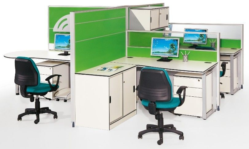 modular office partition workstation office cubicle