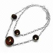 Fashion Pendant Necklace Jewelry-TNK-061524