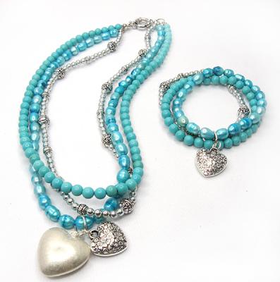 Fashion Jewelry Sets-TNS-090266