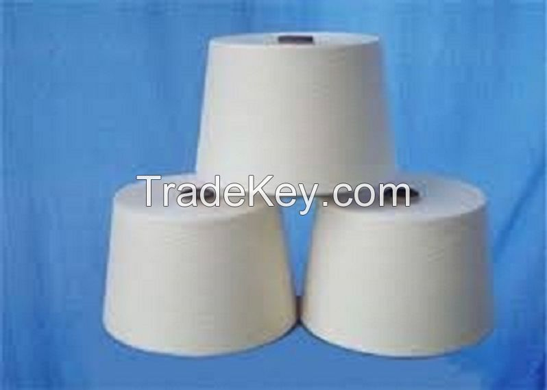 100% cotton carded , combed yarns from Uzbekistan