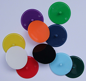 golf ball markers