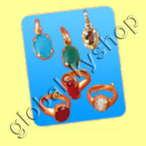 Global Zodiac Rings/Pendants