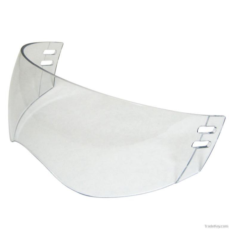 ice hockey helmet visor/half shileds