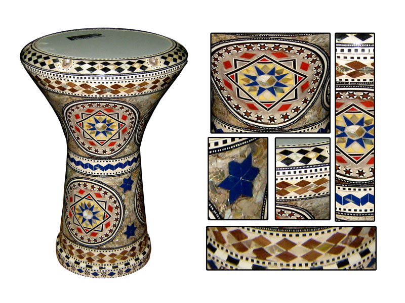 Egyptian Drum (Sadaf  handmade)