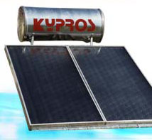 Solar Thermal Water heating panel