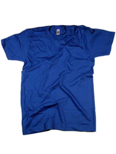 Men's American Apparel Blank T-shirts