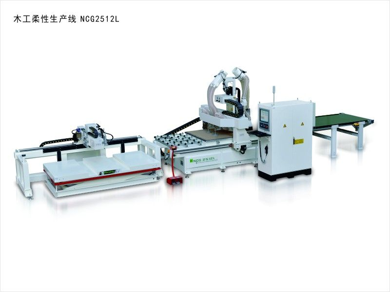 CNC woodworking machinery