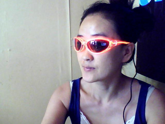 EL sunglasses