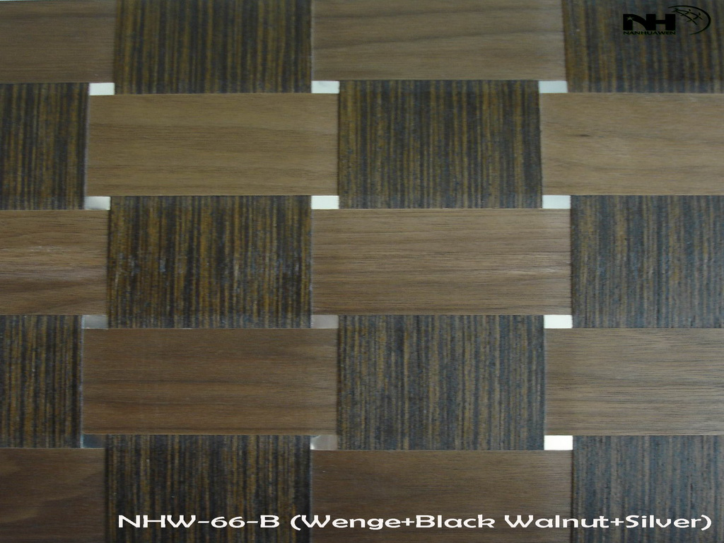 Braided Veneer(NHW-66-B)