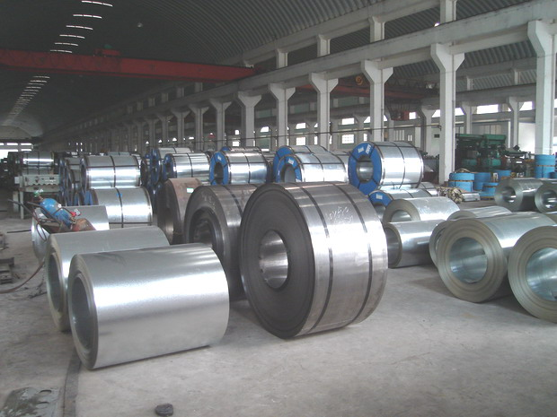 Hot Dipped Galvanized Steel Roll - Plate