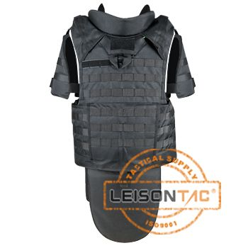Tactical Bulletproof Vest NIJ and SGS standard with quick release system Body Armor