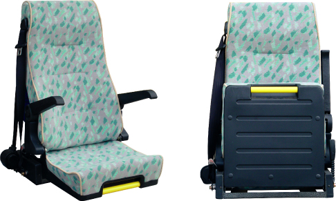 guide seat/driver seat