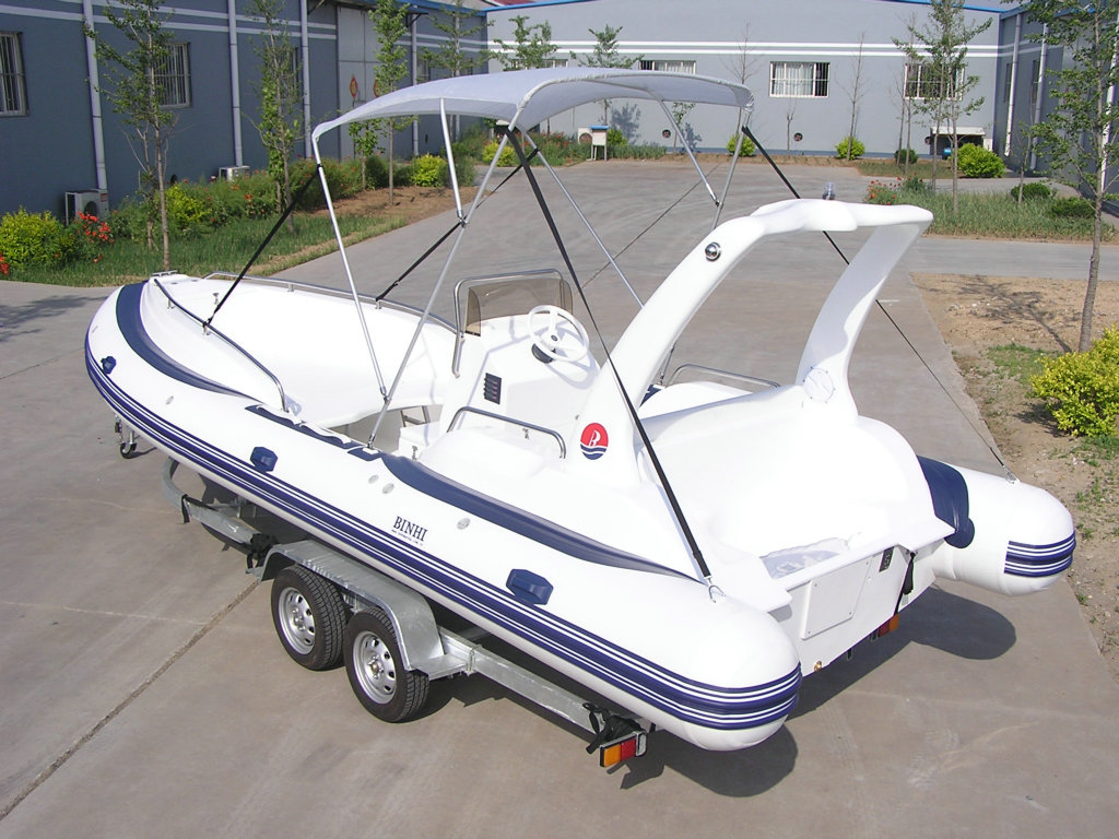 Rigid boat/RIB boat/Inflatable boat
