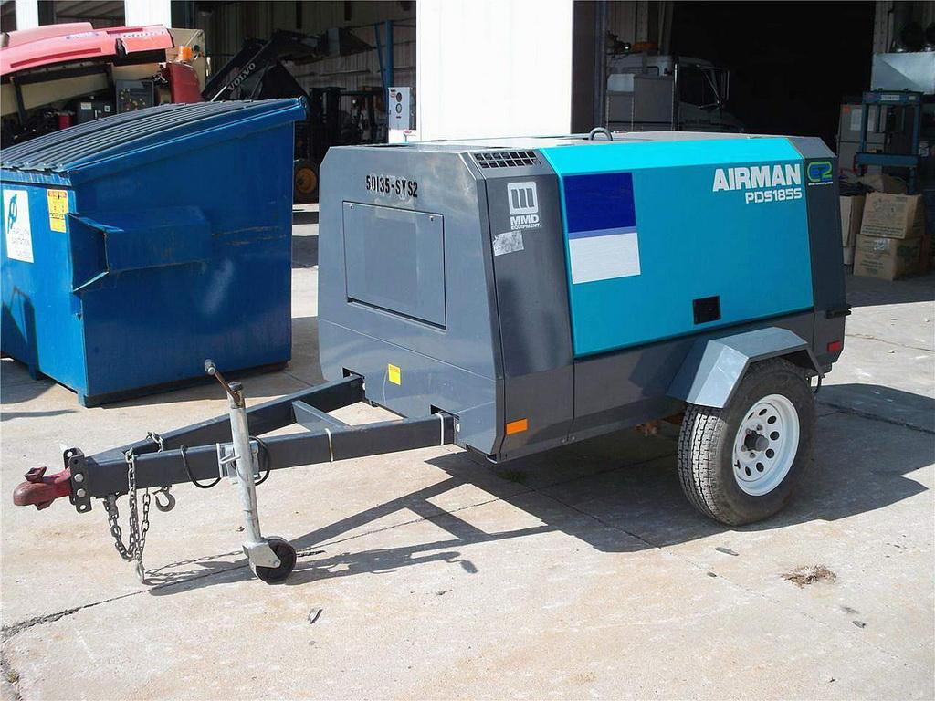 Air Compressor Rental Service