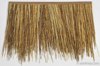 Artificial plastic imitation the thatched PVC thatched straw