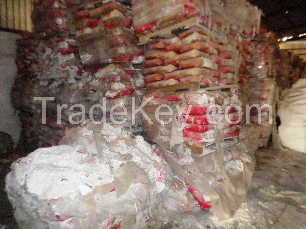 Scrap Carbon Anode, Calcined Petroleum Coke, Lithium Carbonate  Magnesium oxide and Pitch