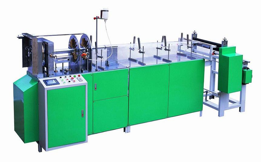 Auto Cylinder Gluing Machine