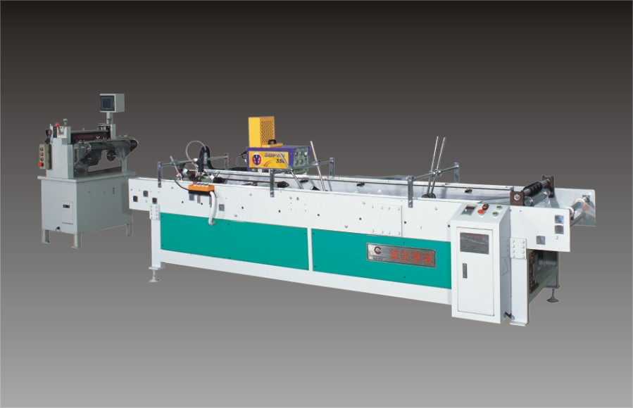 PVC/PET Box Creasing Machine
