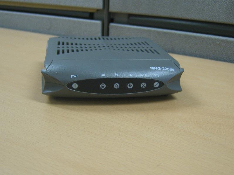 Docsis 2.0 Cable modem