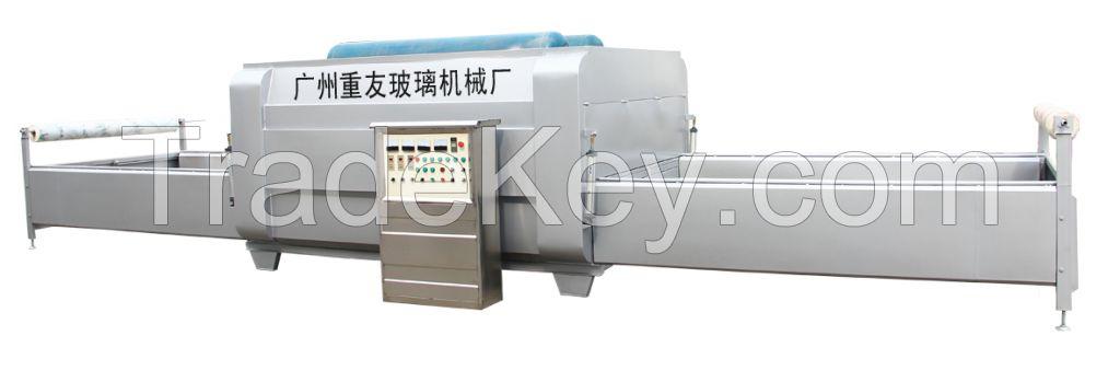 multifunctional baking paint and laminated safety glass machine