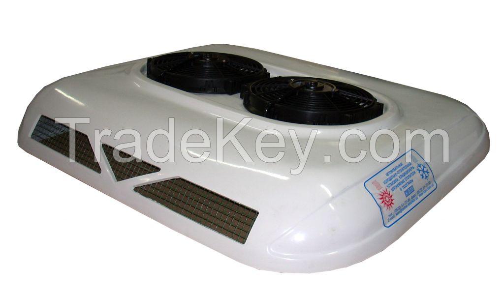 A/C rooftop condenser unit BK-0004 12v/24v 10kWt