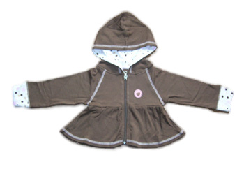 Bamboo Baby Jacket
