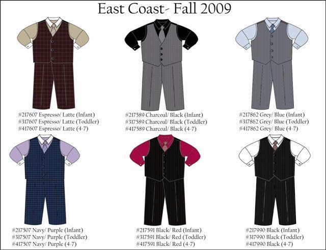 Boy Vest Sets